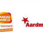 Bandai Namco и Aardman Animation объявляет о партнерстве по новому IP